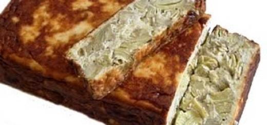 Pastel-de-alcachofas